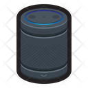 Smart Speaker Alexa Voice Icon