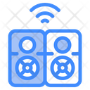 Smart Speaker Speaker Iot Icon