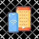 Smart Speaker Wireless Speaker Wifi Speaker Icon