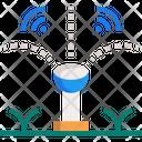 M Sprinkler Icon
