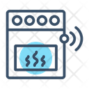 Smart stove Icon