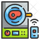 Smart Stove Stove Cooking Icon
