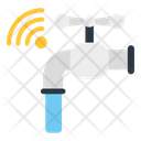 Smart Tap Wifi Tap Smart Faucet Icon