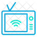 Smart Tv Television Automation Icon