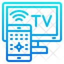 Smart Television Icon
