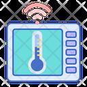 Smart Thermostat Icon
