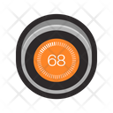Smart Thermostat Thermostat Nest Icon