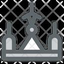 Network Satellite Satellite Tower Icon