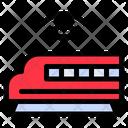 Smart Train Train Metro Icon