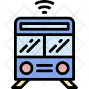 Smart transportation Icon