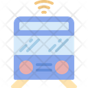 Smart Transportation Transport Icon