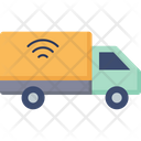 Smart Truck Delivery Truck Truck Icon