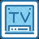 Smart Tv Television Icon
