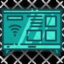 Smart Tv Smart Tv Icon