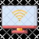 Electronics Lcd Smart Icon