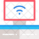 M Smart Tv Icon