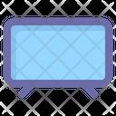 Smart Tv Display Icon