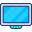 Smart Tv Internet Television Icon