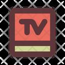 Smart Tv Tv Tech Icon