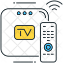 Smart Tv Tv Watch Icon