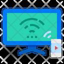 Tv Smart Monitor Icon