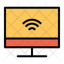 Smart Television Television Automation Icon