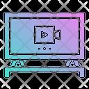Tv Smart Television Icon