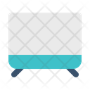 Tv Monitor Display Icon