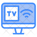 Smart Tv Led Tv Tv Icon