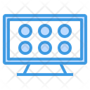 Smart tv application Icon
