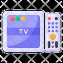 Tv Box Smart Tv Box Wifi Tv Box Icon