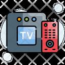 Box Smart Tv Icon
