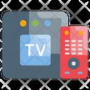 Smart TV Box Icon