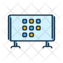 Smart Tvlcd Tv Icon