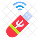 Smart Usb Drive Thumb Drive Icon
