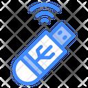 Smart Usb Drive Thumb Drive Icon