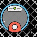 Smart Vacuum Icon