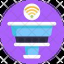 Smart Washbasin Icon