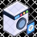 Smart Washer Icon