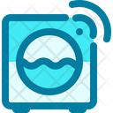 Washing Machine Laundry Washing Clothes Icon