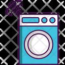 Smart Washing Machine Washing Machine Smart Icon