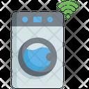 Smart Washing Machine Washing Machine Machine Icon