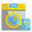 Smart Washing Machine Washing Machine Housekeeping Icon
