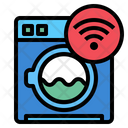Smart Washing Machine Smart Washing Machine Icon