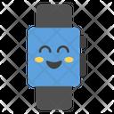 Smart Watch Watch Emoji Wristwatch Emoticon Icon