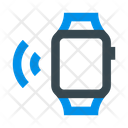 Smart Watch Wireless Connection Icon