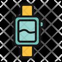 Smart Watch Camera Laptop Icon