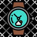 Watch Clock Wristwatch Icon