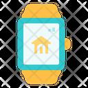 Watch Technology Strap Icon