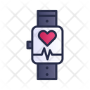 Smart Watch Watch Healthcare Icon